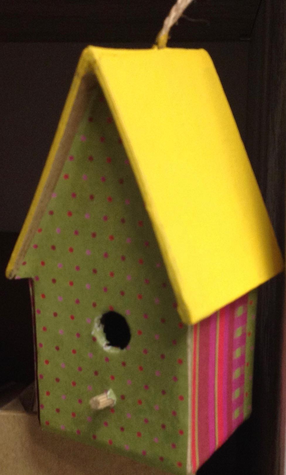 domek ptaszki